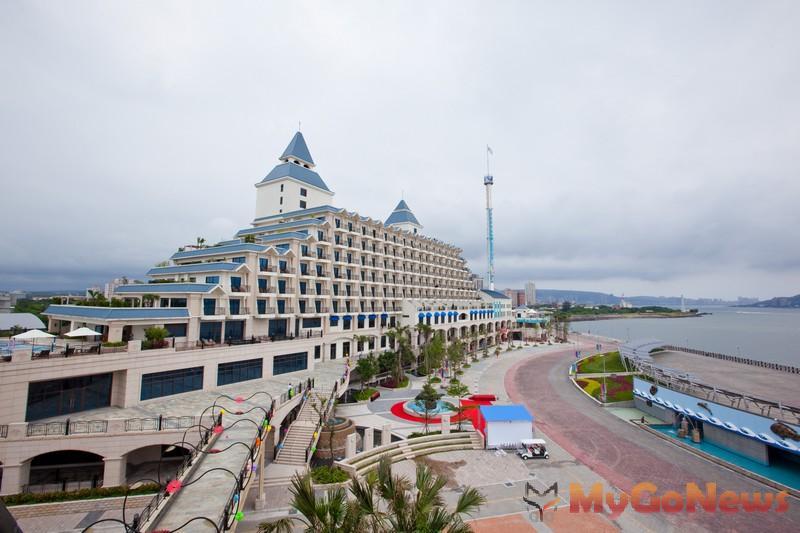 淡水房市新景點,淡水福容愛之船遊輪飯店開幕