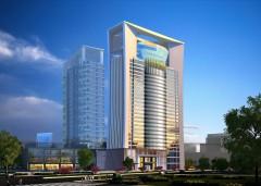 新板特區推出天燈國際觀光旅館
