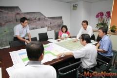 打造台南曼哈頓!平實營區重劃案2014年完成開發