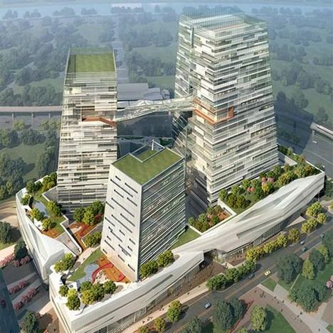 中國信託南港新企業總部 - 南港買屋賣屋租屋 葉俊紳 0956833833