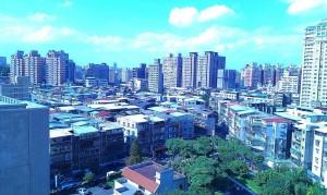 文化中國 大樓景觀示意圖