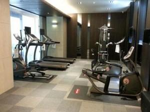 鹿鳴館 健身房