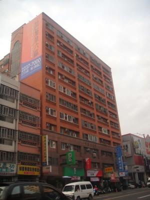 中港大囍市 大樓外觀
