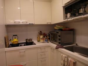 富士館 廚房