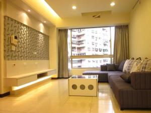 竹城靜崗 客廳