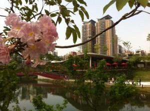 七期寶輝世紀花園 秋紅谷生態園區