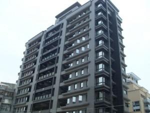 瑞安惟瓦地  大樓側面一景圖