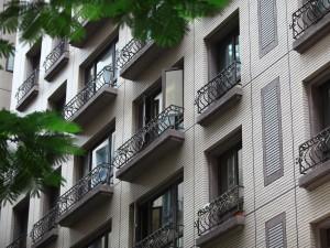 歐洲村-台北愛樂-貝多芬 大樓一景圖
