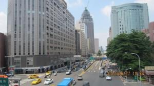 新寶信義大樓周邊交通環境圖