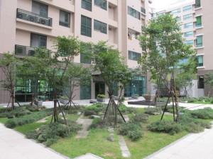 海闊 社區中庭