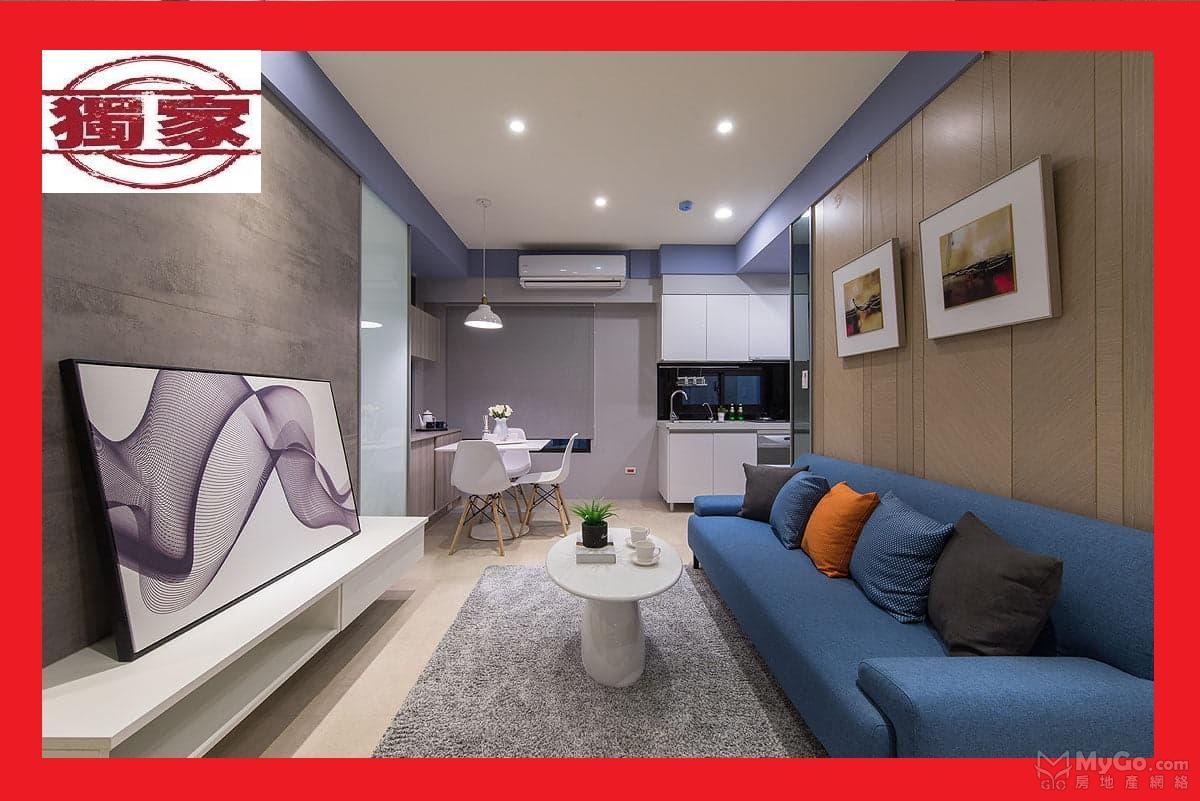 捷運府中贊 幸福成家專案2+1房~超低自備~圓夢裝潢貸款~讓利出清~來電還有驚喜促銷價~
