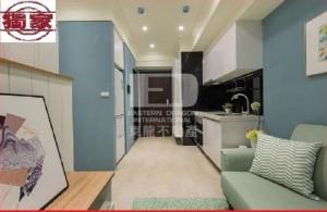 府中近捷運3分-優質地段一房機能新成屋