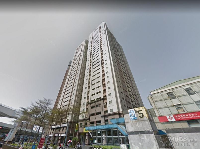 新埔雙捷運昇陽文化廳三房