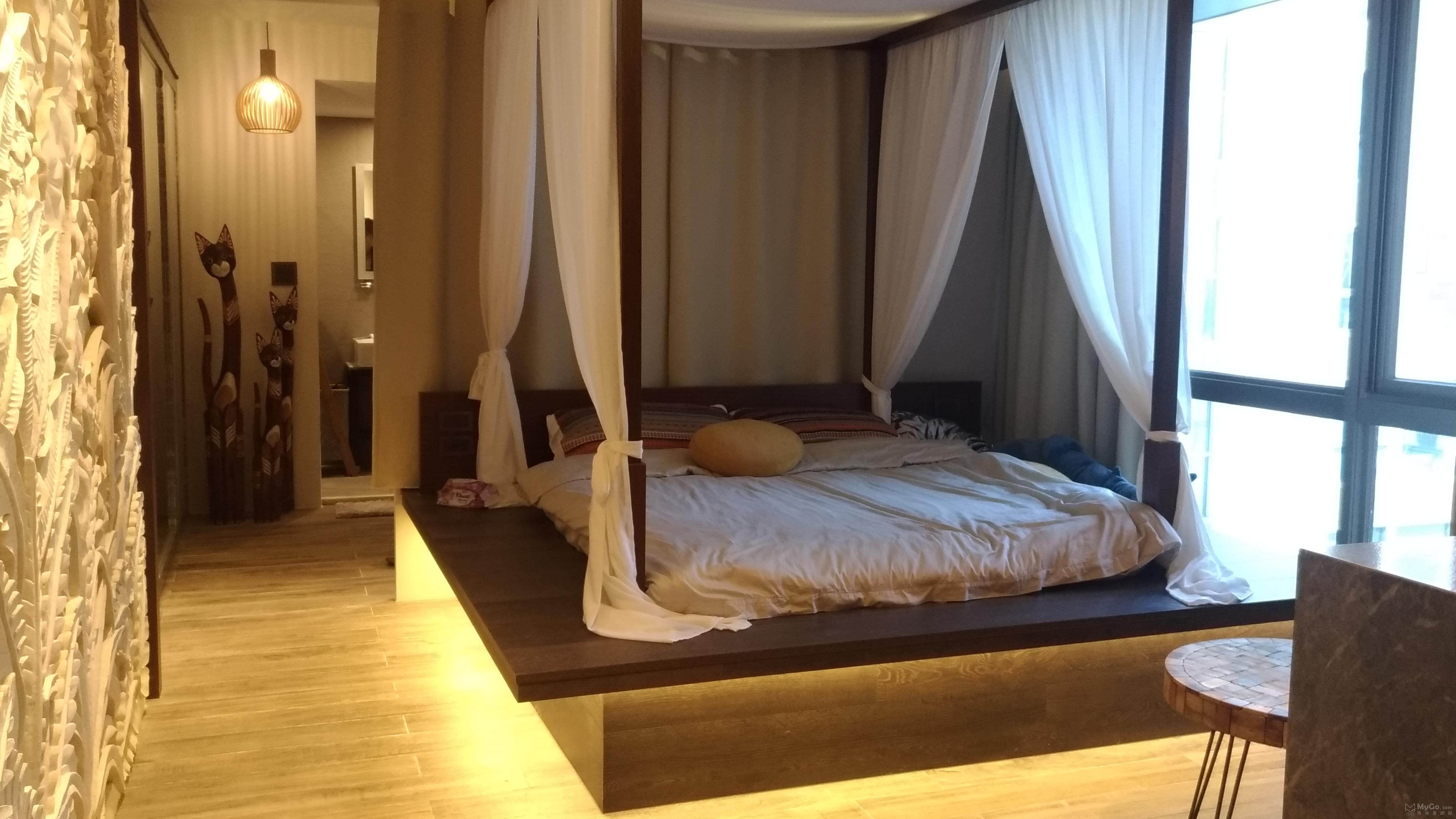 天泉社區峇里島裝潢景觀溫泉渡假屋河岸景觀住宅大樓出售