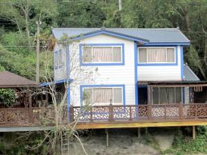湖邊休閒小木屋*-*休閒度假最適宜