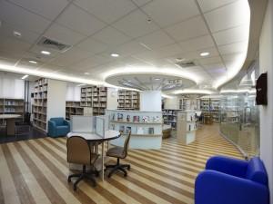 臺北市立圖書館龍安民眾閱覽室
