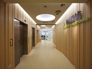 中興大學學習共享空間-興閱坊